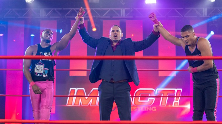 Private Party & Matt Hardy Appear on Impact – TPWW