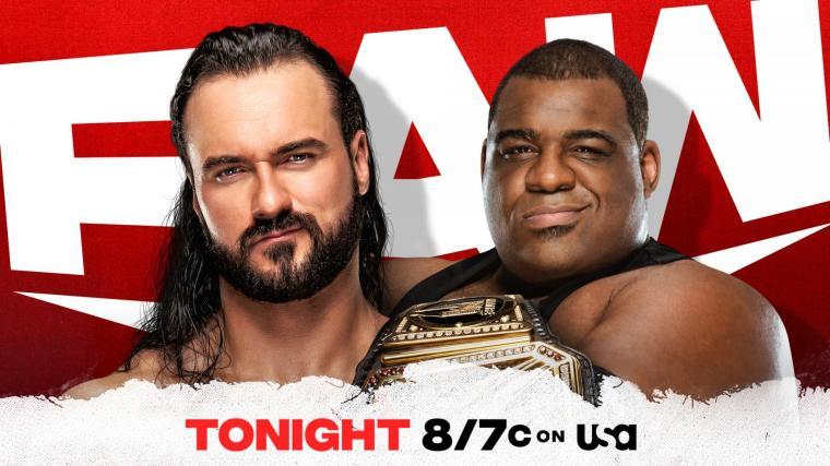 WWE Raw Results – Jan. 4, 2021 – Legends Night, McIntyre vs. Lee – TPWW
