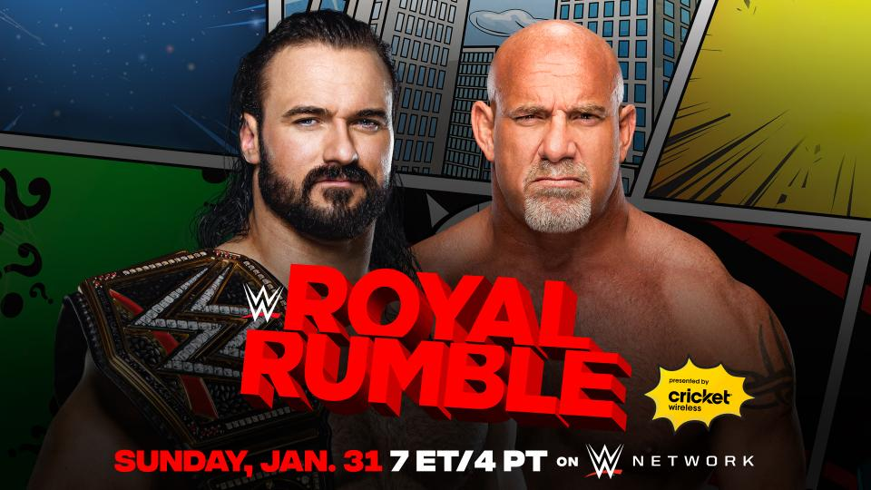 Updated WWE Royal Rumble Card & Participants – TPWW
