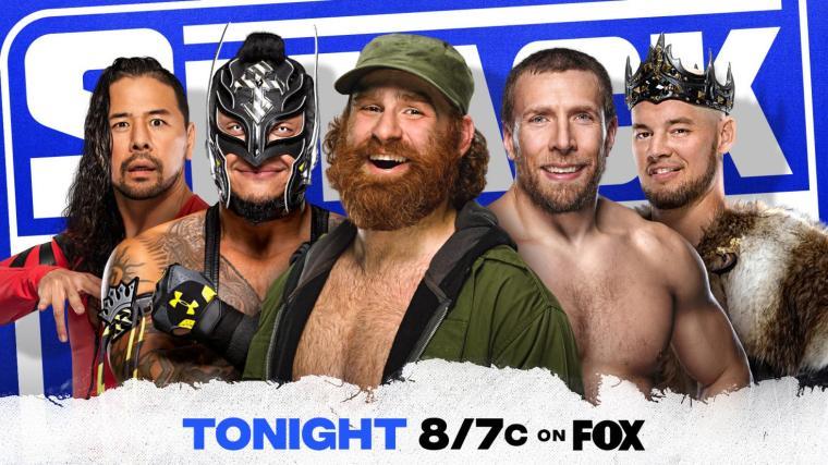 WWE SmackDown Results – Jan. 8, 2021 – #1 Contender Gauntlet Match – TPWW