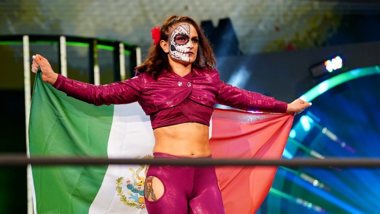 Britt Baker vs. Thunder Rosa Pulled From Dynamite Because of COVID-19 Precautions – TPWW