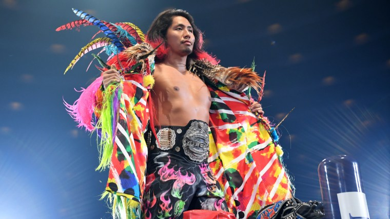 IWGP Junior Heavyweight Champion Hiromu Takahashi Injured, Out for Six Months – TPWW