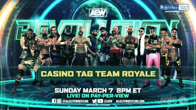 Two New Matches Added – TPWW