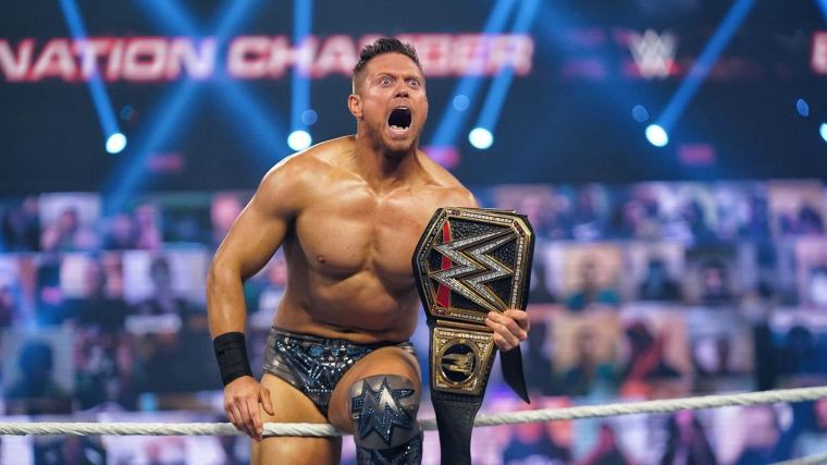 The Miz Wins WWE Championship After Cashing in MITB Briefcase – TPWW