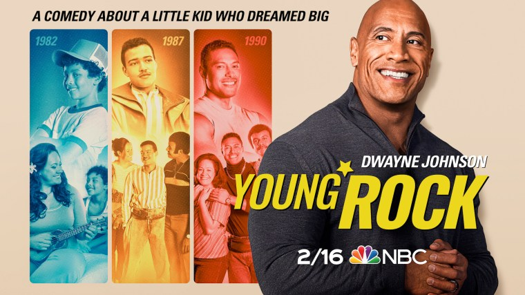 "Ratings for the Premiere of ""Young Rock"" on NBC – TPWW"