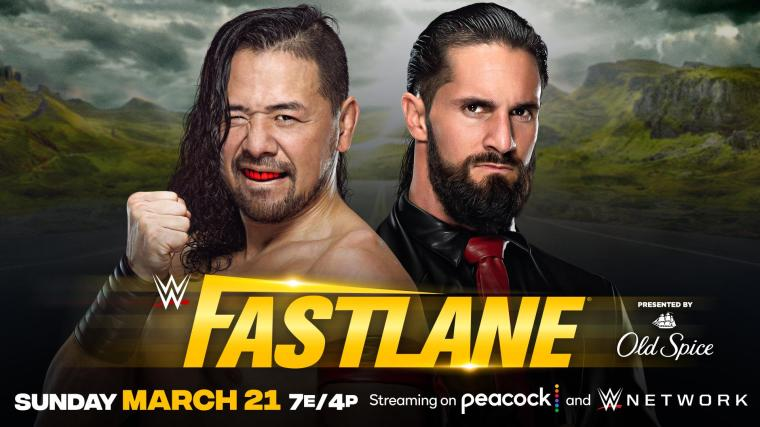 Two Matches and Stipulation Added to WWE Fastlane – Updated Card – TPWW