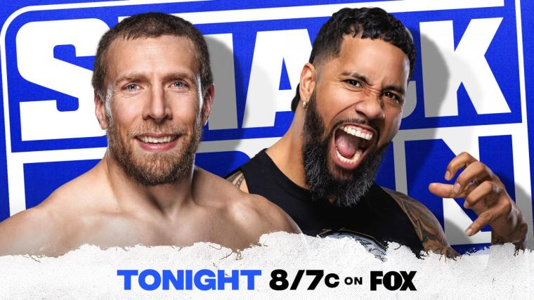 WWE SmackDown Results – Mar. 5, 2021 – Bryan vs. Uso Cage Match – TPWW