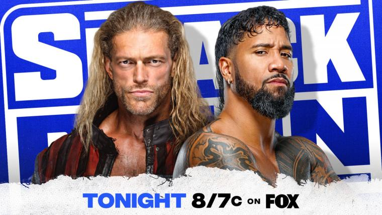 WWE SmackDown Results – Mar. 19, 2021 – Edge vs. Jey Uso – TPWW