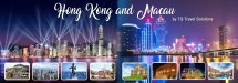 Tq Travel Solutions Hong Kong And Macau Tour Packages