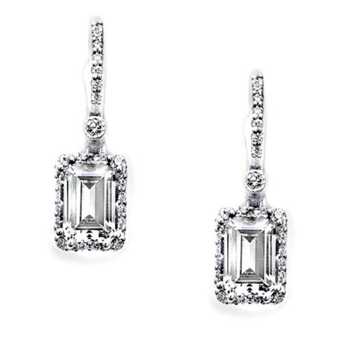 Tacori Diamond Earrings 18 Karat Fine Jewelry FE642EC75
