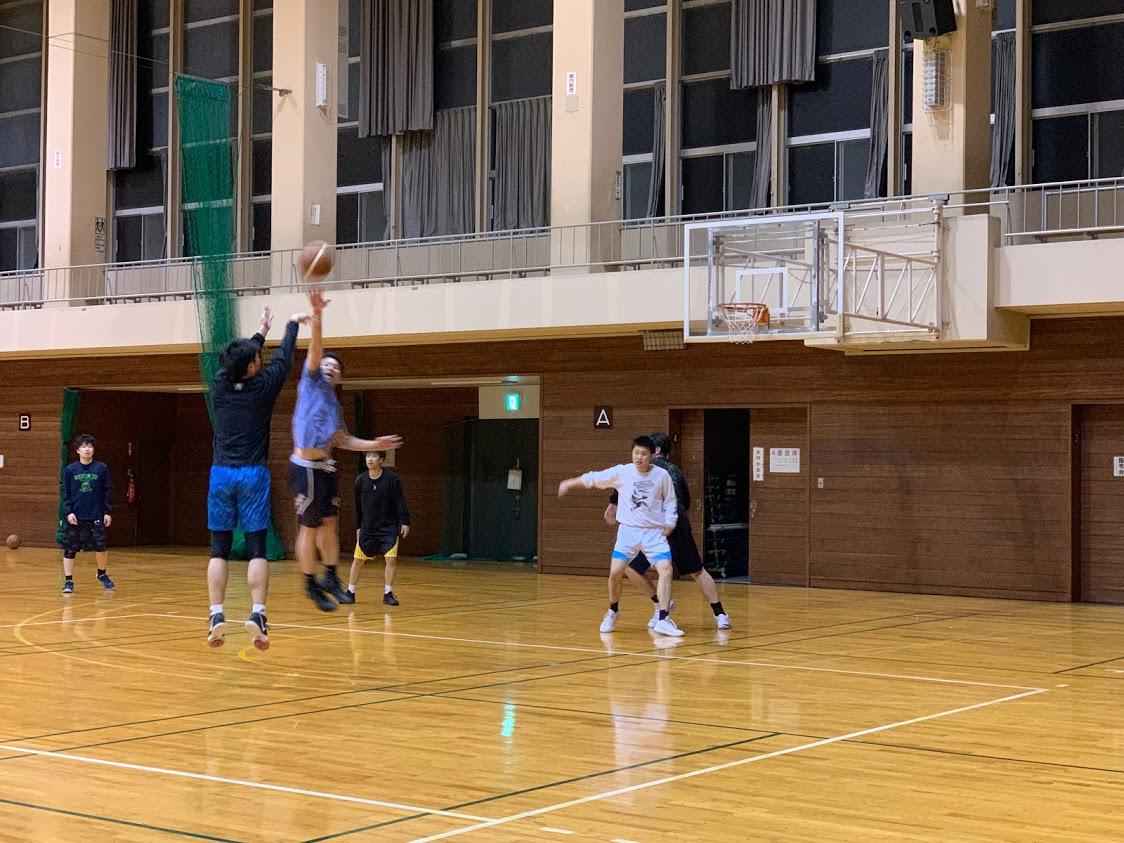 社会人バスケットボールチーム