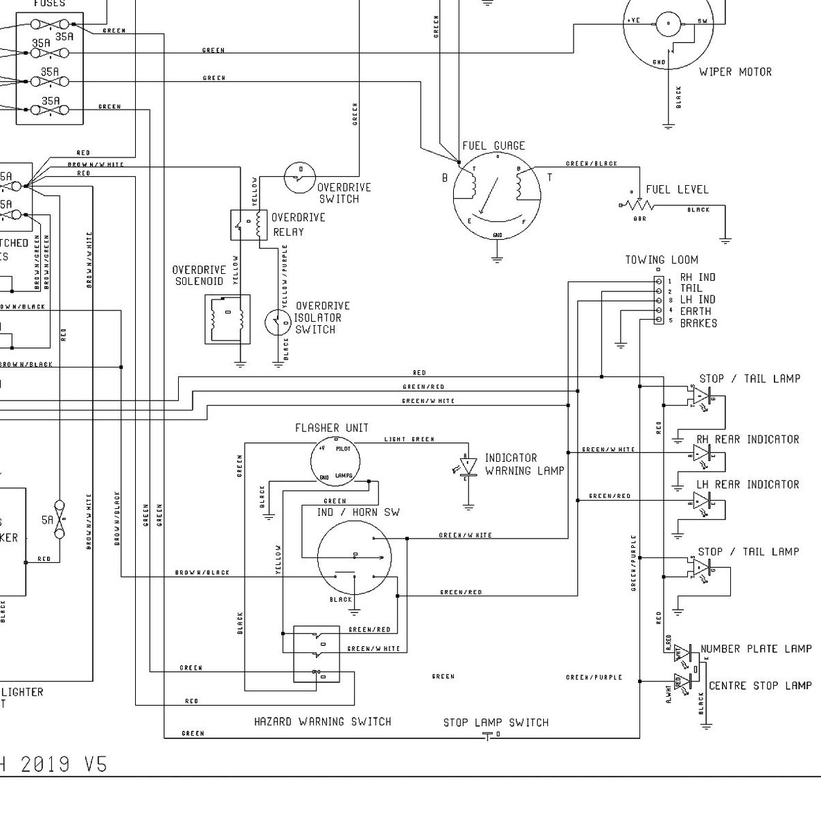 hight resolution of 1397421702 hazardwiring thumb jpg 3e01530241b7d8915744168b79886259 jpg