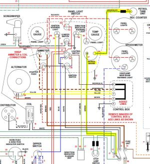 Triumph Tr3a Wiring Diagram, Triumph, Free Engine Image For User Manual Download