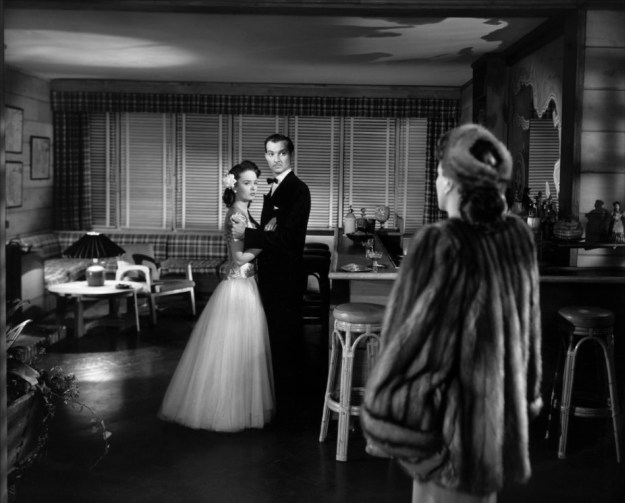 "Ann Blyth, Zachary Scott, Joan Crawford -- Toxic Triangle:  ""How long has this been going on?"""