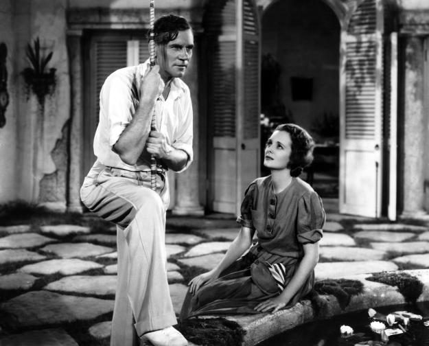 Walter Huston, Mary Astor: Swell name, Samarkand!