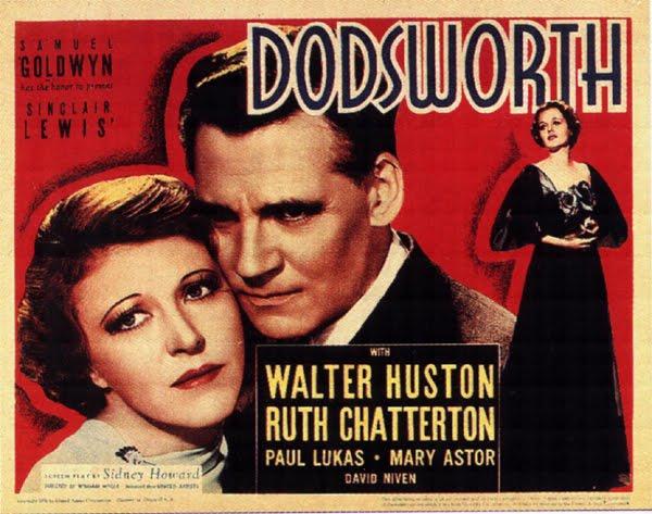 Dodsworth Original Poster