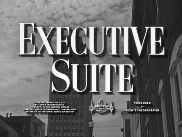 Executive Suite Titles