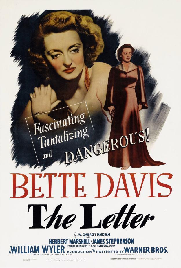 The Letter:  Original Poster