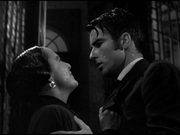de Havilland, Clift:  Promises in the rain.