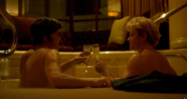 Behind the Candelabra: Gay for pay.