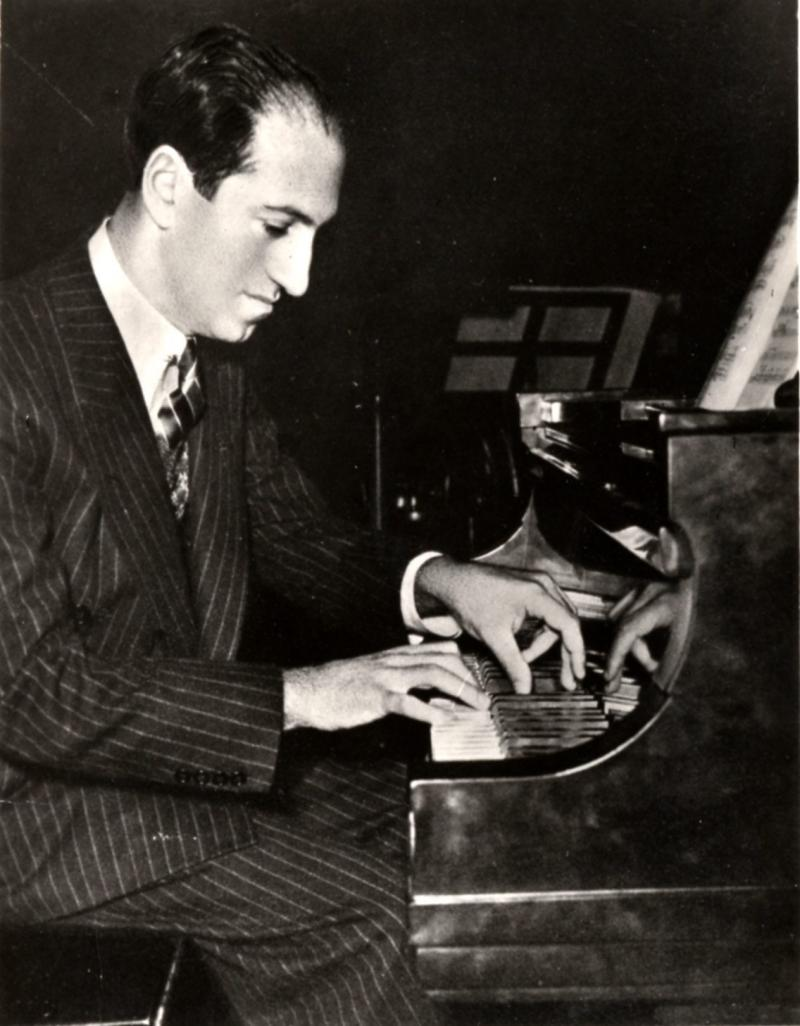 George Gershwin  The Claude Rains Fan Club