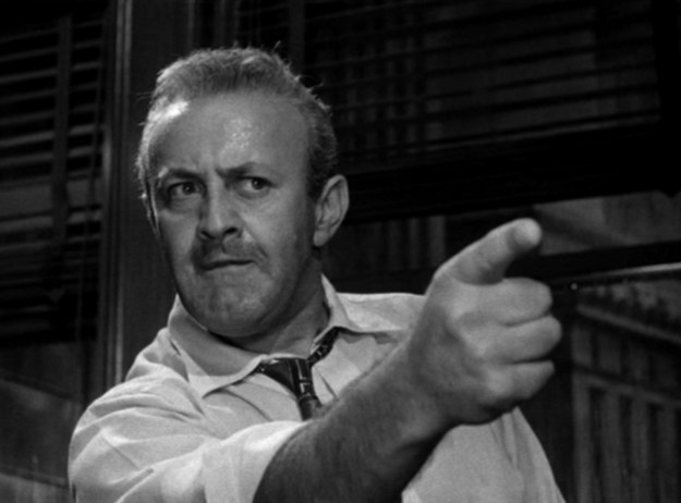 Lee Cobb as Juror Three: 'Excitable?! You bet I'm excitable!'
