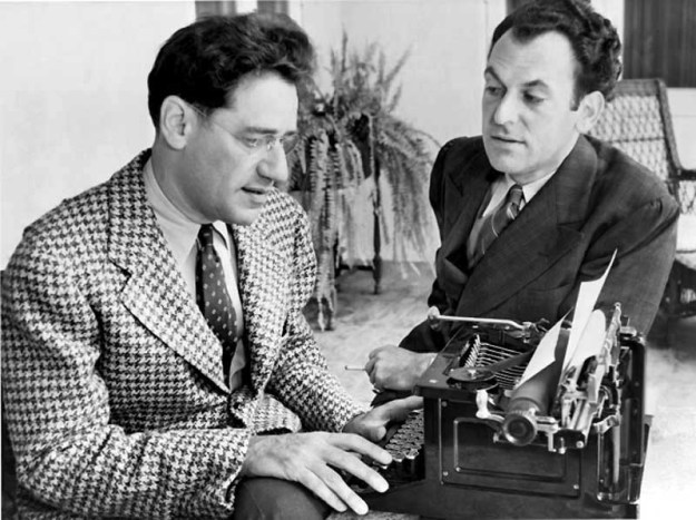 George S. Kaufman and Moss Hart.