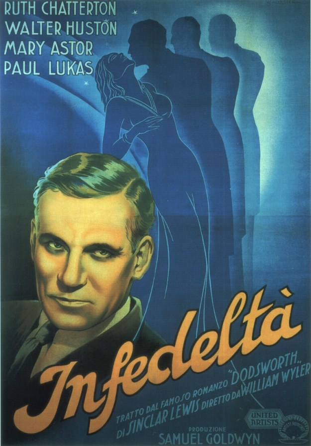 Poster for Italian release.