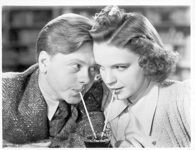 Rooney, Garland: Soda jerks.