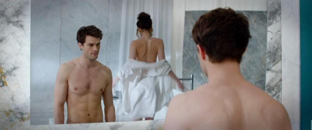 Jamie Dornan, Dakota Johnson: Spanks for nothing!