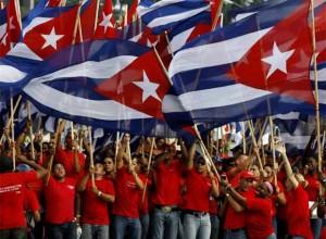Cuba en Primero de Mayo