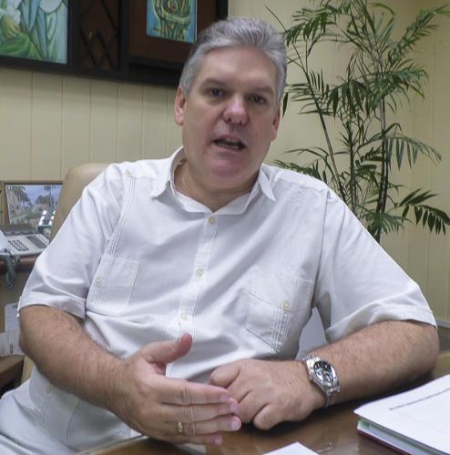 Alejandro Álvarez Gil, ministro de Economía y Planificación. Foto: Ariadna A. Pérez