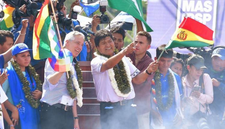 Comienza campaña electoral para comicios generales en Bolivia