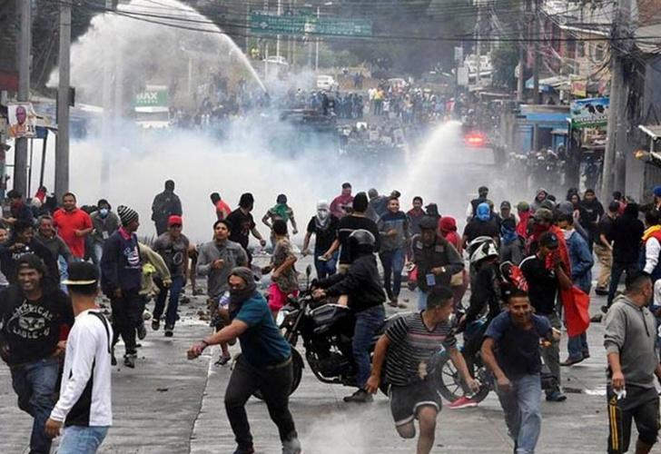 Honduras, tras 10 años de honduras
