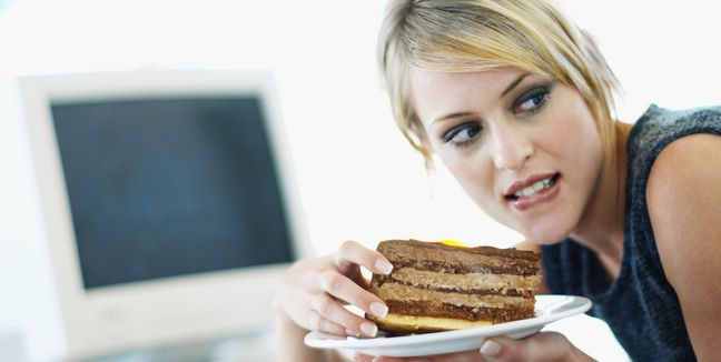 ¿El estrés engorda?