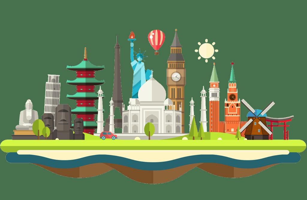 Países e Moedas conveniadas com a TransferWise