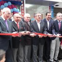 Gebze'de Fırtına Trabzonsporlular Derneği açıldı