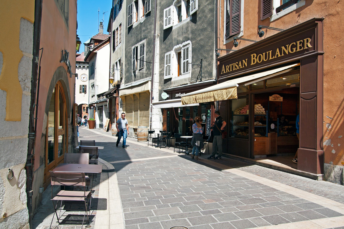 Cuisine Annecy