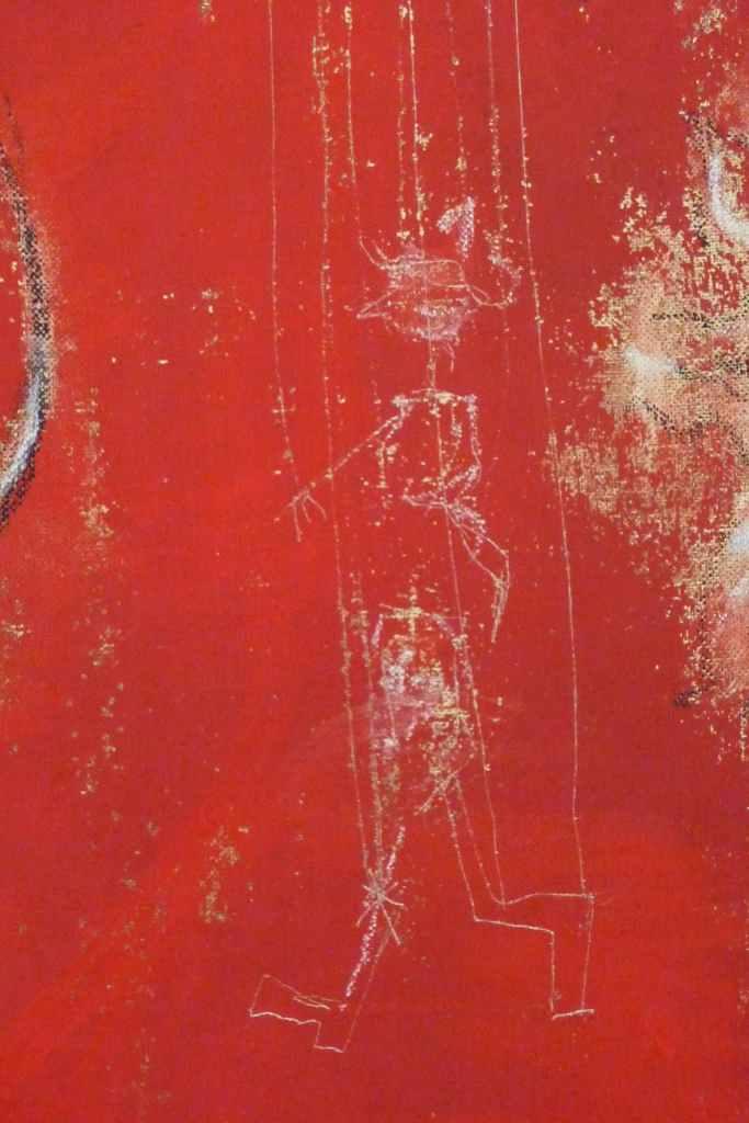 meta-morphose detail 2 Bruno Rossi artiste peintre Neuchâtel 2012 2018