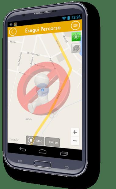App gps map outdoor track