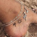 40 Trendy Ankle Tattoos For Women And Man 2020 Tracesofmybody Com