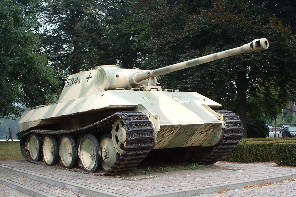 panther tank breda breda