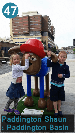 Shaun the sheep trail