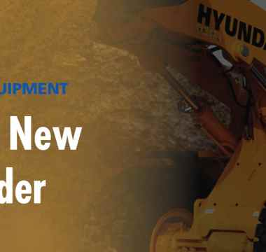 HYUNDAI'S ALL NEW HL965 LOADER