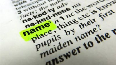What's In A Business Name? Make the right decision for your start-up