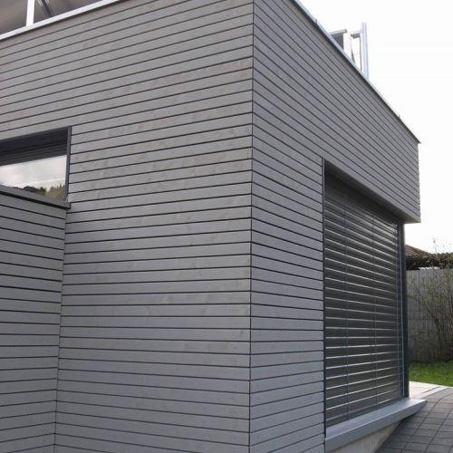Holzbau Holzverkleidung Holzfassaden Schindelfassade