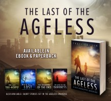 The Last of the Ageless Available in Ebook & Paperback Formats