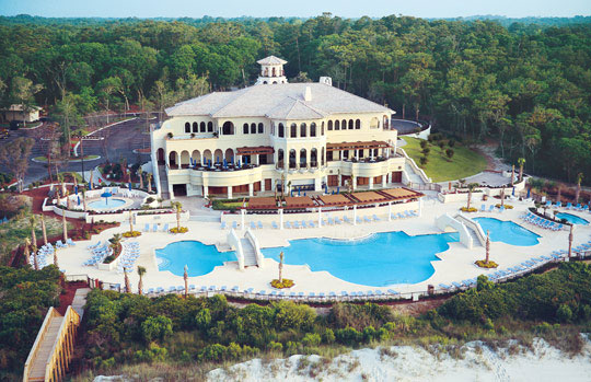 Grande Dunes in Myrtle Beach  Amenities