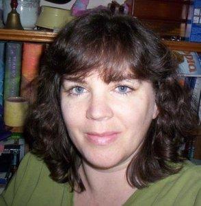 My writerly face, circa 2010.
