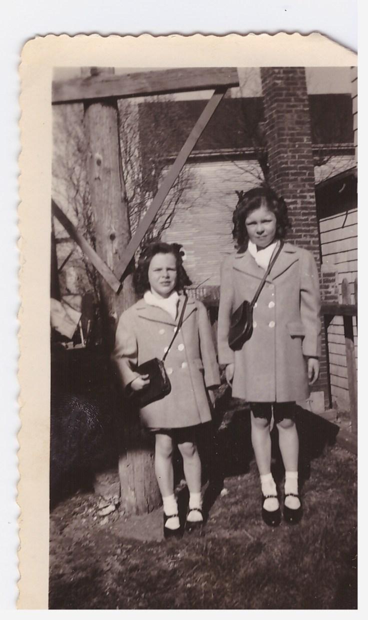 Aunt Mary & Mom